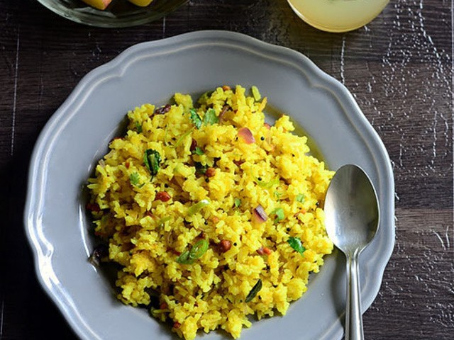 Flattened Rice Poha Is a Great Food For Dieting Professionals