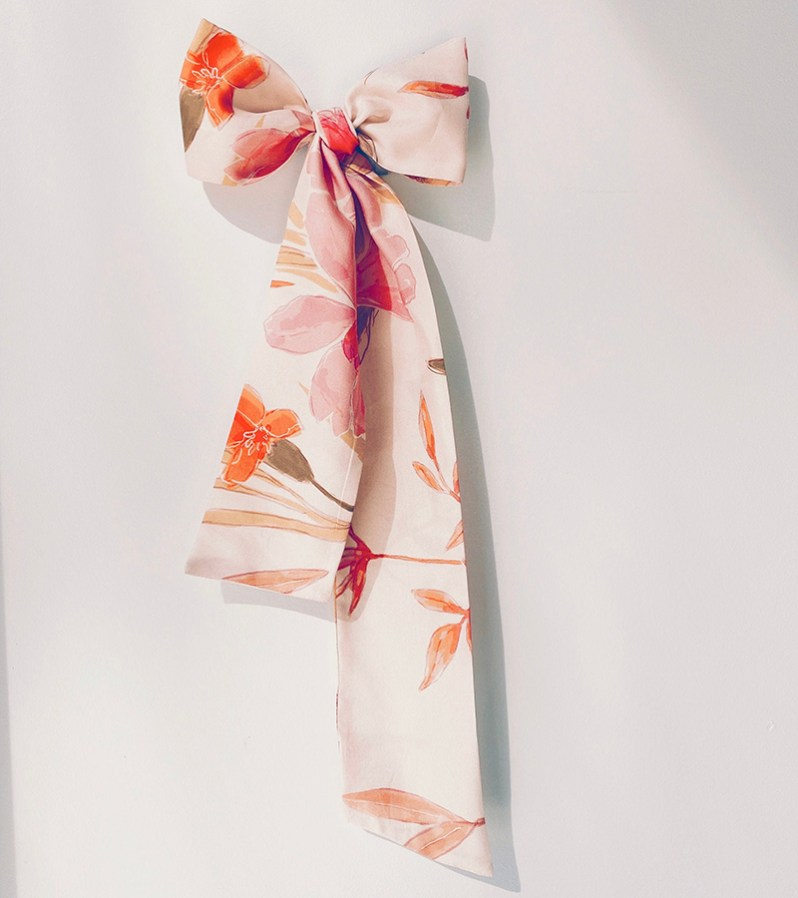 Noémiah scarf made in Quebec