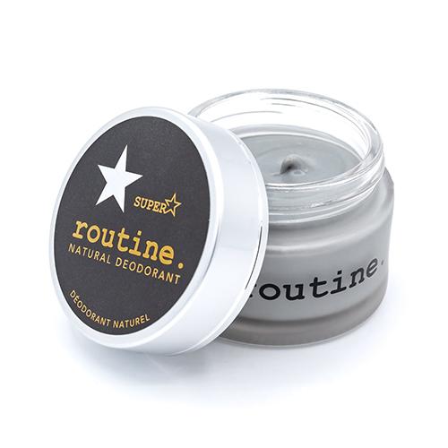 Natural deodorant Superstar by Routine Cream