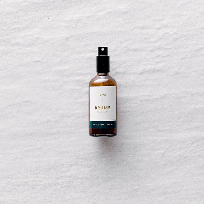 Fir and mandarin room mist
