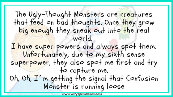 Confusion Monster Tale text 1