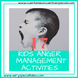17 Anger Management Activities for Kids banner