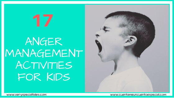 Anger Management Activities for Kids banner 2