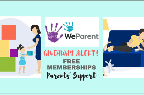 WeParent Free Memberships