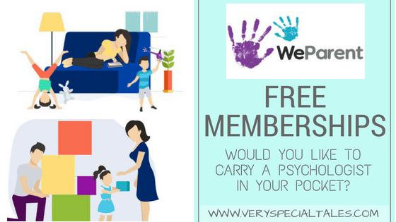 WeParent Free Memberships
