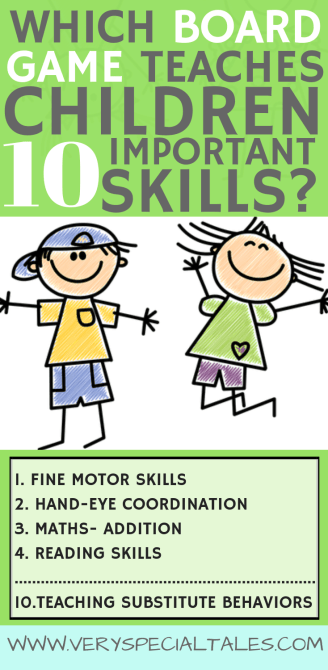 Learn and Play Important Skills for Kids