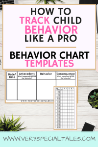 Behavior Chart Templates