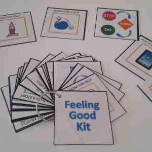 Calming Down Strategy Cards