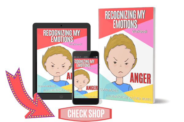 Buy Identifying my Emotions Anger Worksheets opt