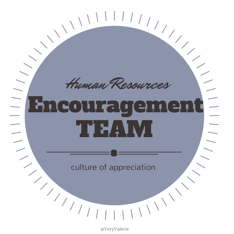 Employee Encouragement  (3/6)