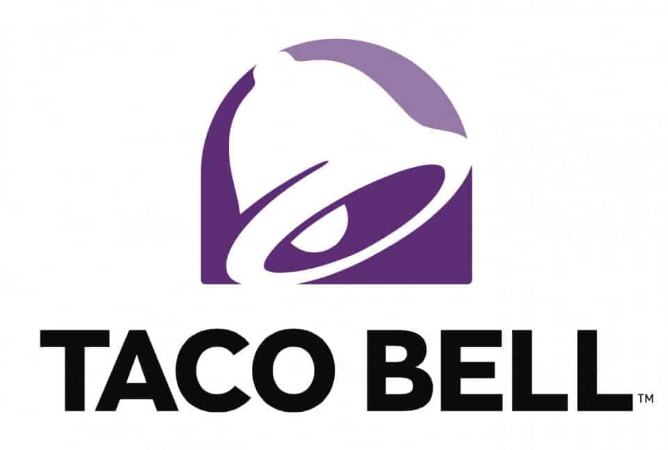Lunch Menu Taco Bell