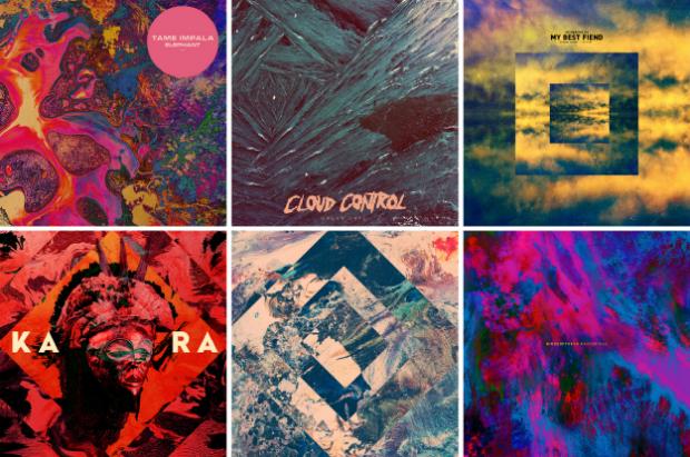 albüm kapağı tasarımları