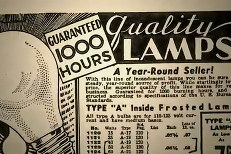 Kaliteli ampuller: 1000 saate kadar garantili