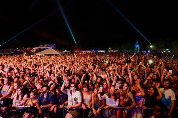 Thrival Festival. Fotoğraf: Tony Piscitelli