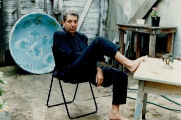 Leonard Cohen. Fotoğraf: Andrew Stawicki