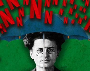 Trotsky. Netflix.