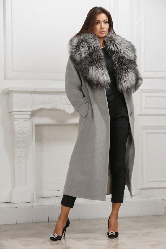 Пальто модель 2920 зима