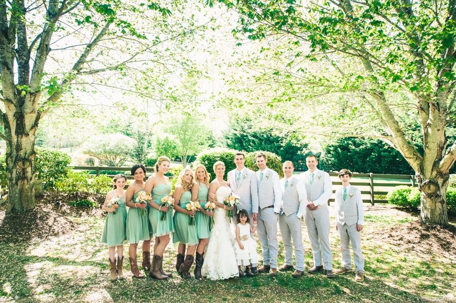 Tyler Amp Lindsay Destination Wedding In The North Carolina
