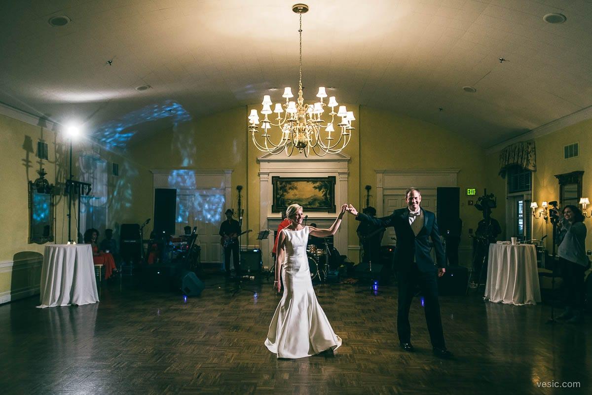 Winston Salem Wedding Photography At Graylyn