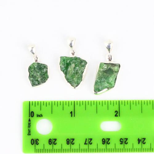 emerald rough pendant Emerald, Rough, Pendant, Translucent Quality, Ethiopia Vesica Institute for Holistic Studies