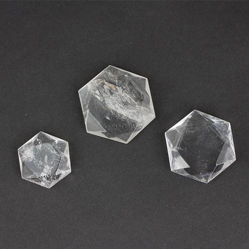 quartz hexagonal smokey 2 Quartz, Clear, Star of David Shape, Brazil Vesica Institute for Holistic Studies