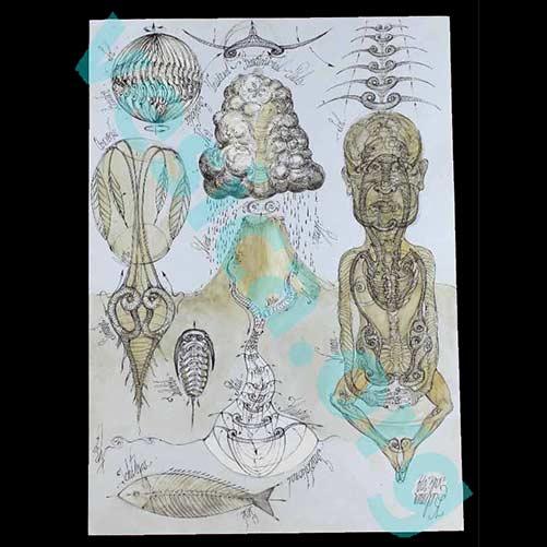 "WM Arhetipul Vortexului ""Arhetipul Vortexului"" Original Piece by Gabriel Kelemen Vesica Institute for Holistic Studies"