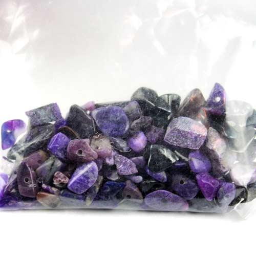 sugilite bag 3 Sugilite, Bag, Combined Small Tumbled Pieces, 7g, $79 Vesica Institute for Holistic Studies
