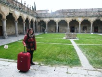 At Salamanca