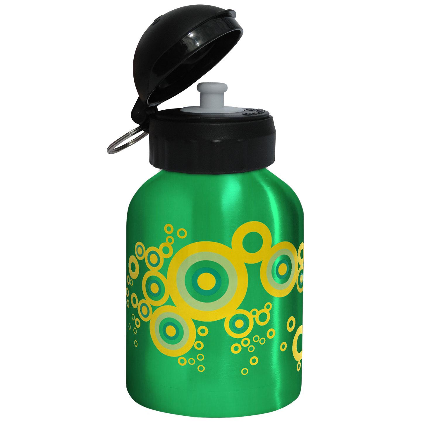 «Радостное Детство». Детская бутылочка для воды из нержавеющей стали. 350 мл