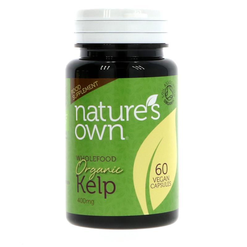 Морская водоросль «Kelp» (ламинария или бурая водоросль)