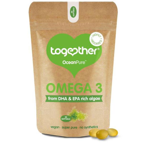 Омега-3 из морских водорослей