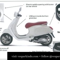 Vespa iGet Engine