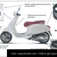 Vespa iGet Engine