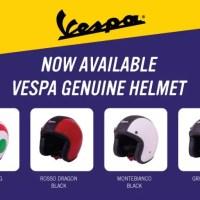 Vespa Genuine Helmets