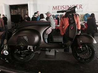 Vespa Custom Show 159191