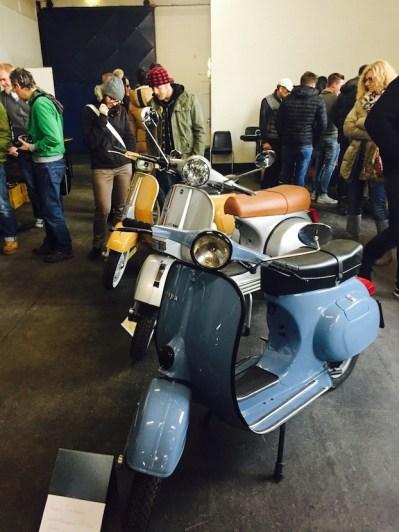 Vespa Custom Show 7169