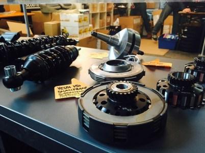 Vespa Custom Show 8170