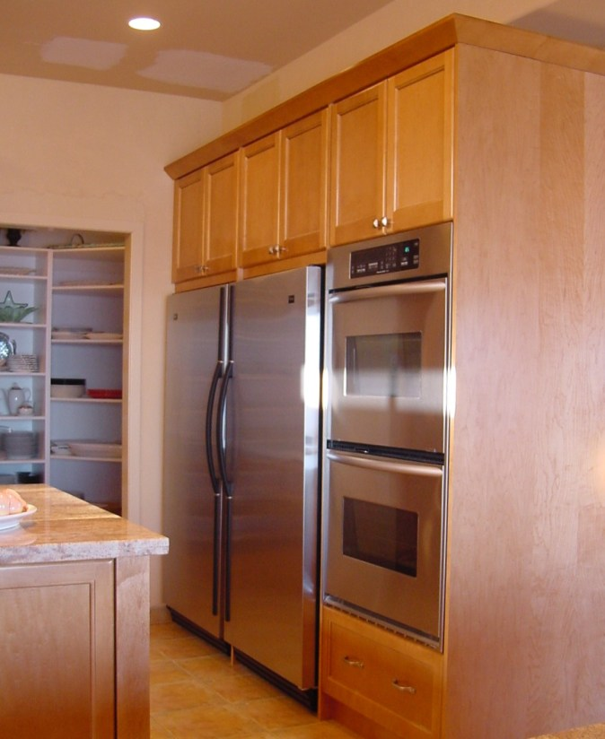 Double ovens and double fridges