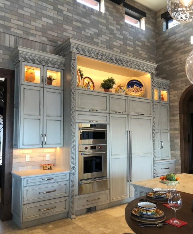 Tuscan styled Kitchen