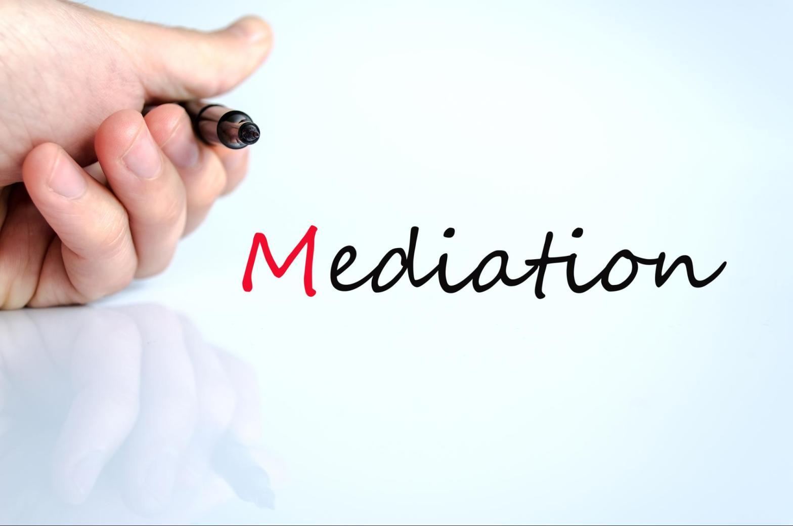 Mediation is Teamwork