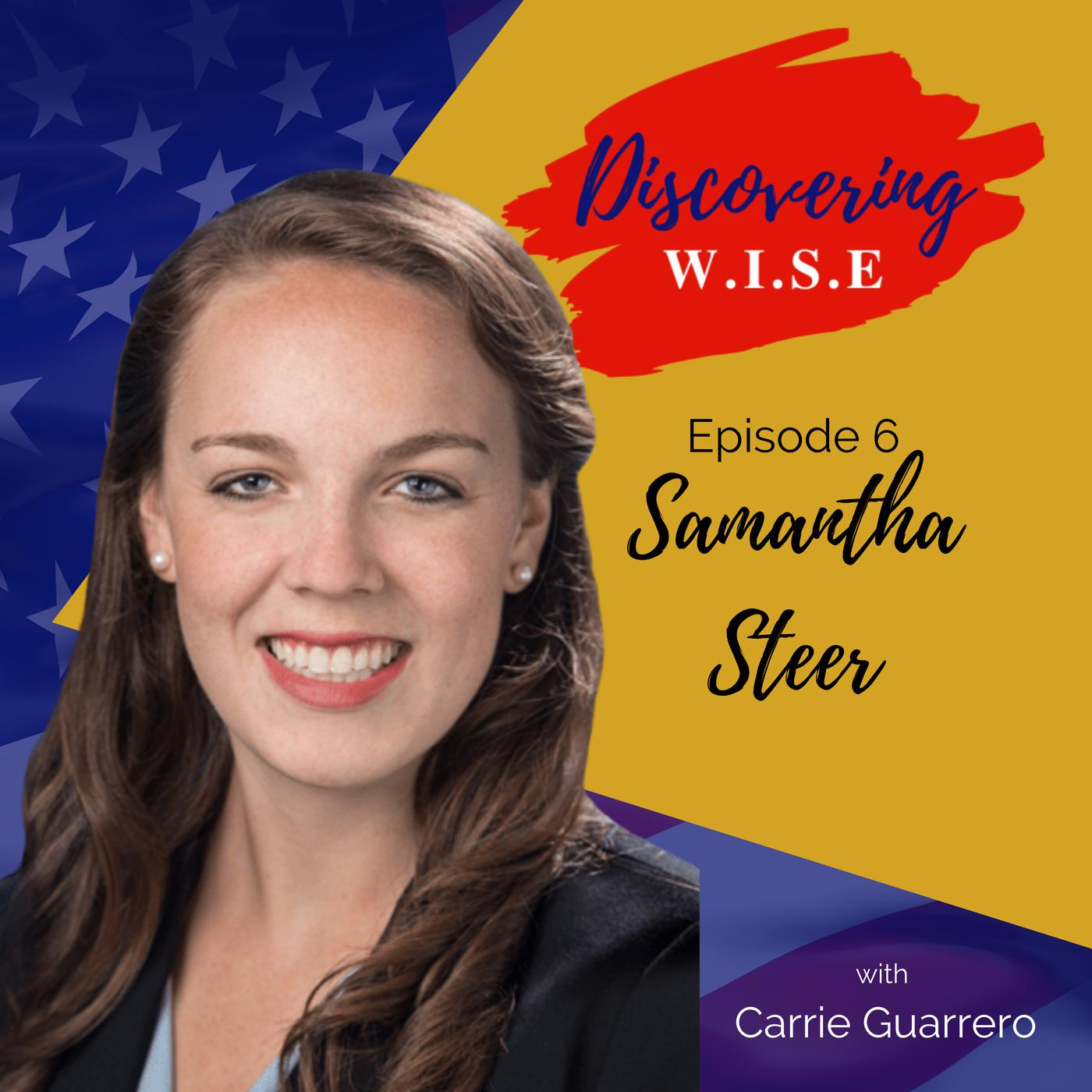 Ep 6: The Pain From Divorce Experienced By 90% Of Her Family Guided Samantha Steer's Mission
