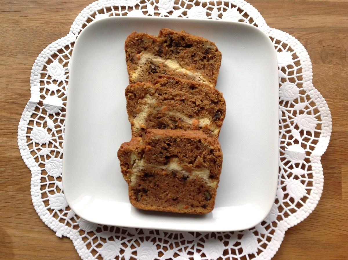 Best carrot loaf (An easy quick bread)