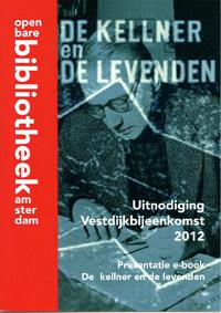 Vestdijkbijeenkomst 31-03-2012