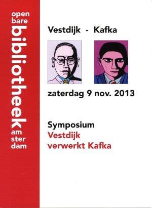 Folder symposium 9 november 2013