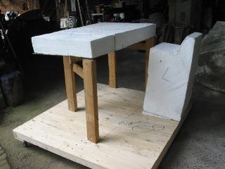 De schrijftafel