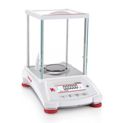 OHAUS PX 0 01mg 3 - Аналитические весы OHAUS PX225D