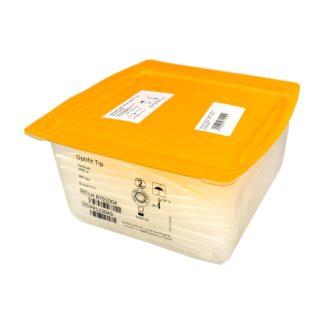 1000mkl LH B791004 e1589912169323 - Наконечники 1000 мкл для дозаторов Sartorius BIOHIT Optifit, 68.5 мм, с широким отверстием стерильные в штативе 10х96 шт.