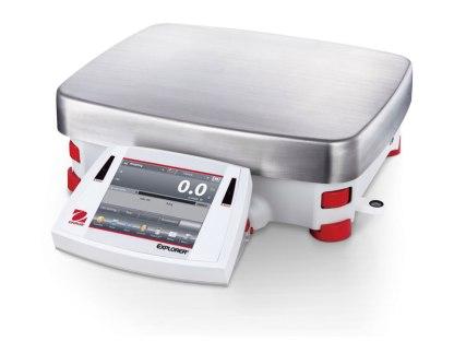 OHAUS EX 100mg hicap - Лабораторные весы OHAUS EX24001