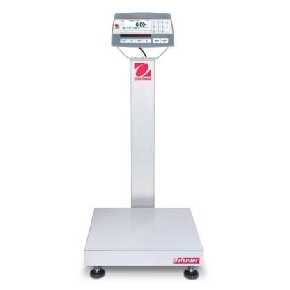 OHAUS D52P 400 500 mm - Платформенные весы OHAUS D52P60RQDL2
