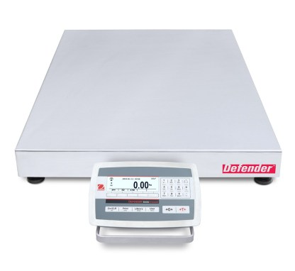 OHAUS D52XW 500 500 mm - Платформенные весы OHAUS D52XW60WQDX5